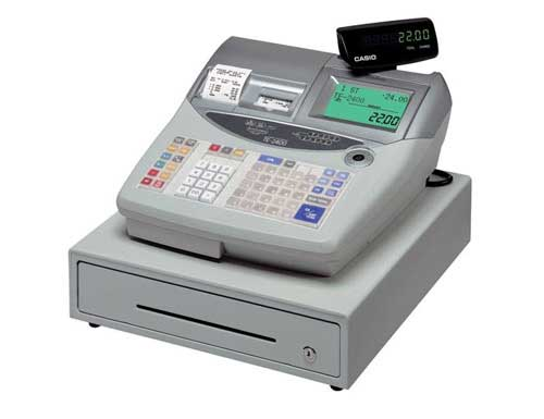 Casio Till Cash Register