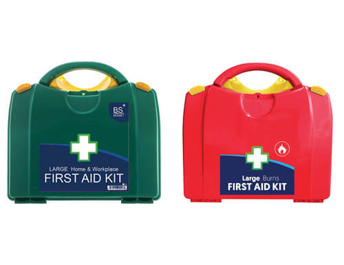 First Aid & Burn Kit