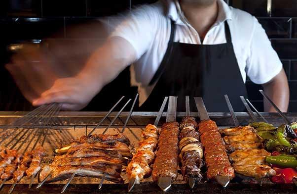 Kebab Shop Equipment