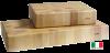 Italmans Wooden Butcher Block MC6 600mm