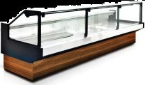 Remote Meat Display Fridge Ayhan 250cm
