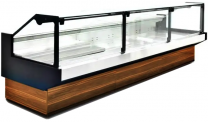 Remote Meat Display Fridge Ayhan 430cm