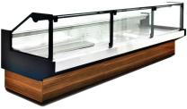 Remote Meat Display Fridge Ayhan 750cm
