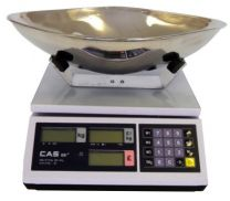 Cas Er Junior Scale With Scoop 15kg