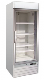Glass Door Chiller Fridge Dover 68cm