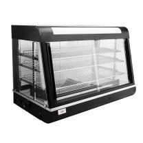 Hot Display Cabinet 370 Ltr