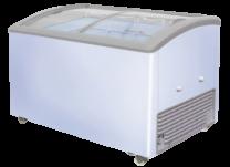 Sliding Glass Door Ice Cream Freezer SD/EC-258Y (107cm 3,5ft)