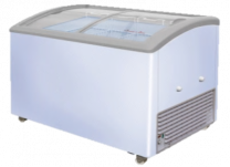 Sliding Glass Door Ice Cream Freezer SD/EC-358Y (140cm 5ft)
