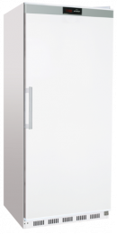 Solid Door Freezer White Iceland 77F