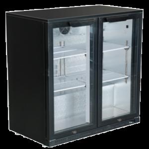 Bar Cooler 0.9m (900mm 3ft) Hinge Door